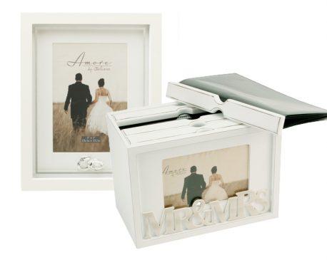 Album si rama foto de nunta Cadouri de nunta, Idei de cadouri pentru miri