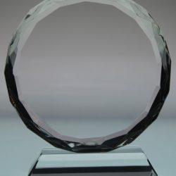 trofeu de cristal