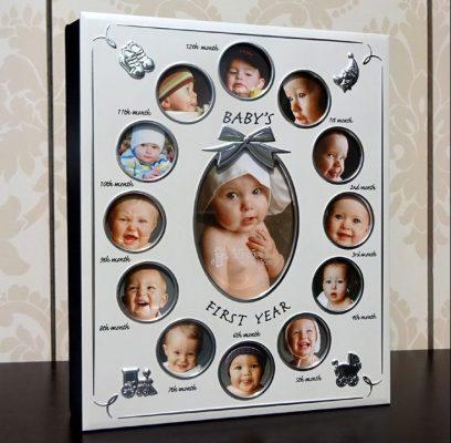 Album primul an pentru bebelusi