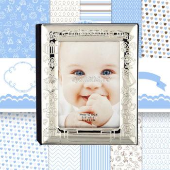 Album foto de botez pentru baietel