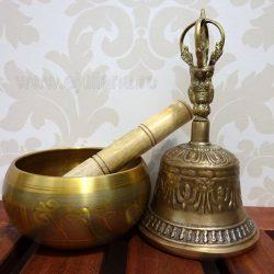 Bol cantator clopotel tibetan