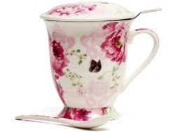 cana de ceai cu infuzor Juliana