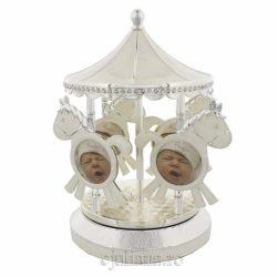Carusel muzical pentru bebelusi