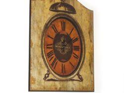 ceas de perete antichizat