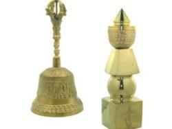 clopotel tibetan pagoda cinci elemente