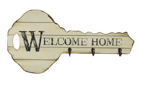 Cuier de chei Welcome Home