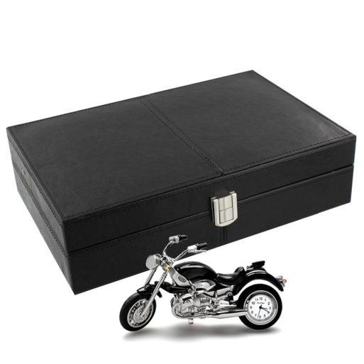 cutie ceasuri motocicleta