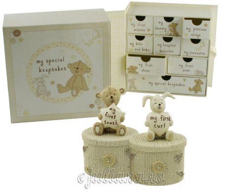 Cutie amintiri bucla dintisor cadouri pentru bebelusi