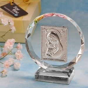marturii de botez, iconita de cristal