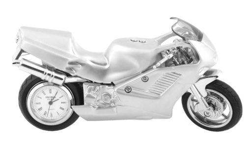 ceas de birou motocicleta