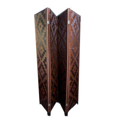 paravan despartitor, paravan decorativ bambus