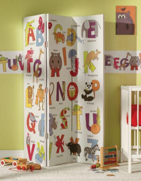 Paravan decorativ copii