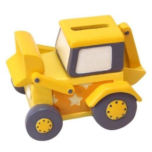 pusculita-tractoras