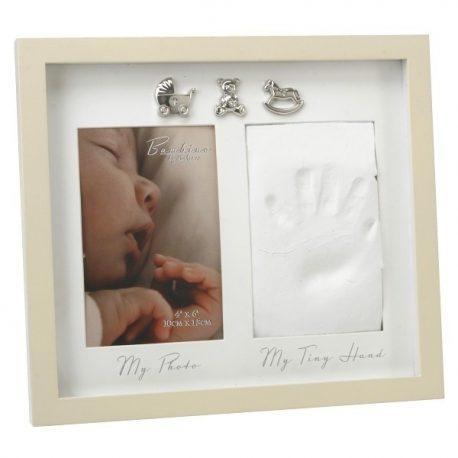 Rama amprenta manuta bebelusului Juliana - eJuliana 1