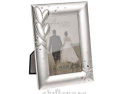 rama de nunta cu inimioara