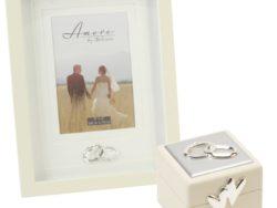rama caseta verighete cadou de nunta