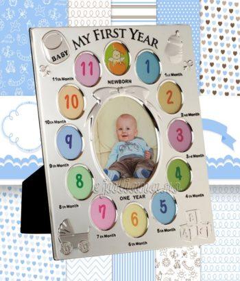 Rama primul an cadou pentru bebelusi recomandat de Juliana.