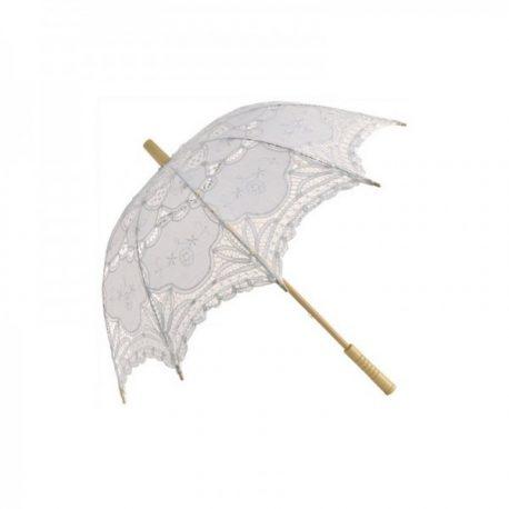 umbrela-alba
