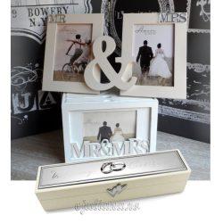 cadou de nunta album rama caseta pentru certificat