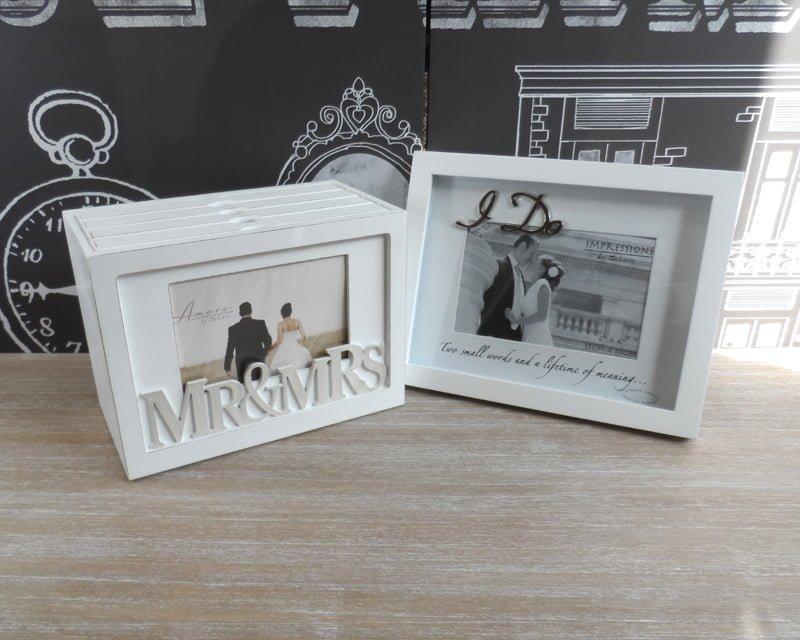 Rama I Do si album foto pentru miri, un cadou de nunta inspirat