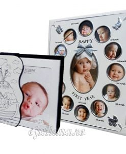 Album foto Noah rama foto pentru primul an Juliana