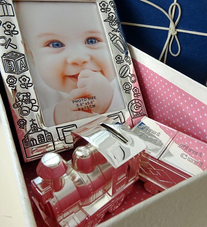 cadou bebelusi cutie de cadou pentru baietel