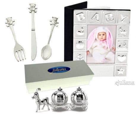 Album set bucla dintisor si tacamuri cadou pentru fetita