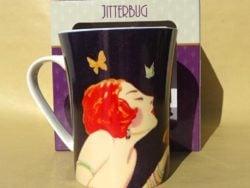 Cana portelan fin Enchanting Jitterbug by Julian