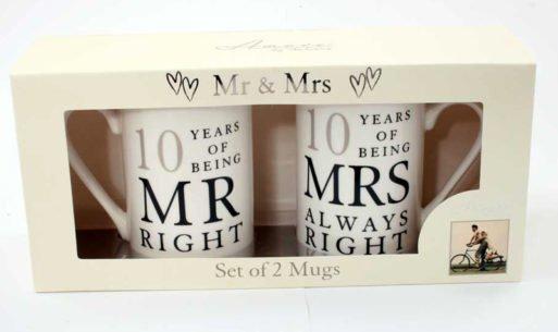 Cani aniversare casatorie 10 ani