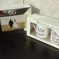 cani pentru miri, cadou de nunta