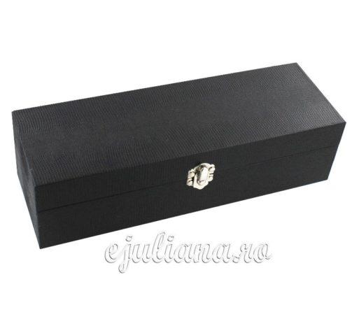 Cutie pentru ceasuri neagra HM