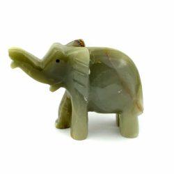 Elefant mare de onix