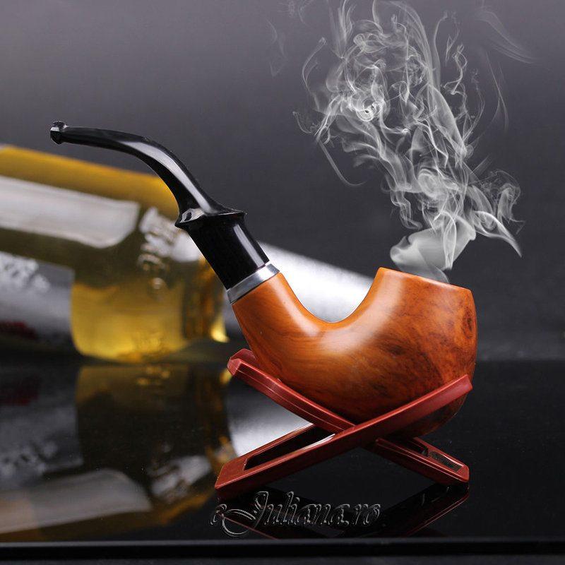 Pipa pentru fumatori si pasionati, pipa de fumat pentru barbati