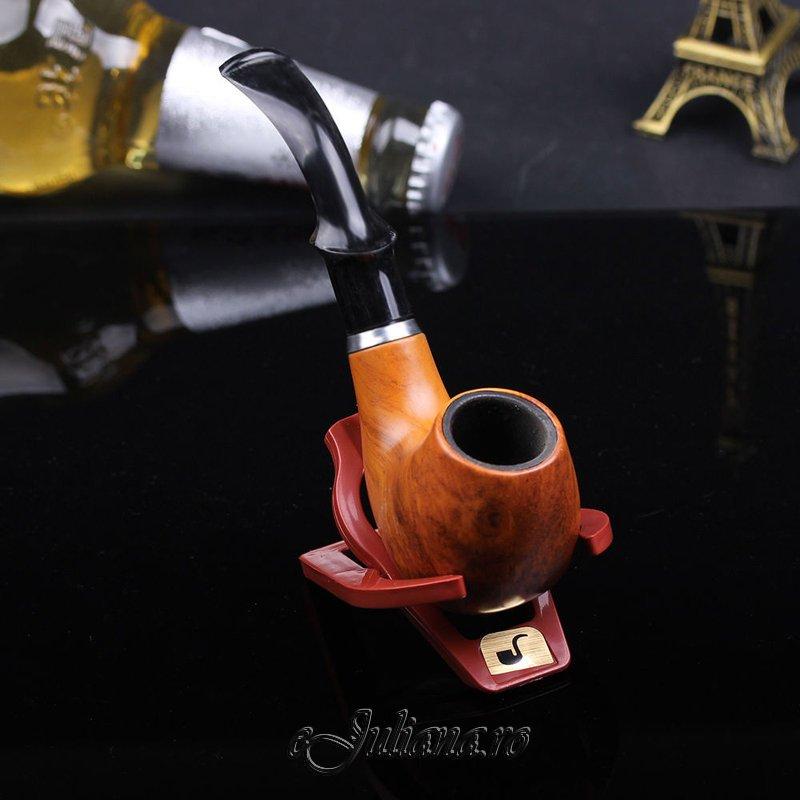 Pipa de lemn pentru fumatori