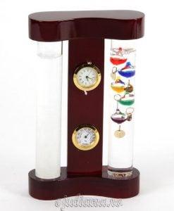 Set barometru si termometru Galileo Galilei