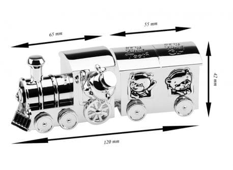Set tren mot dintisor vagon cadou bogtez baiat Juliana