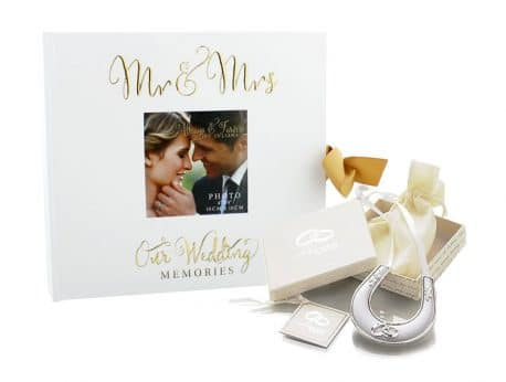 Album foto si potcoava de nunta