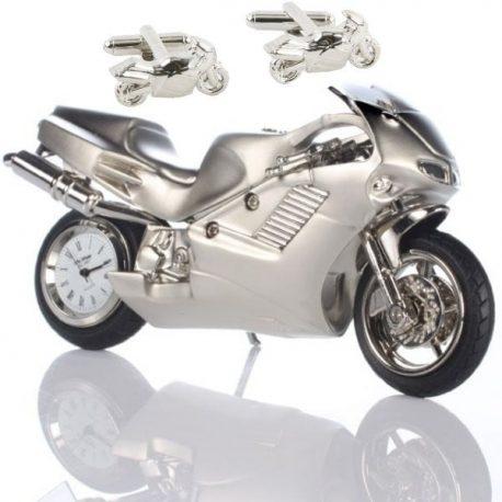 Butoni motocicleta ceas