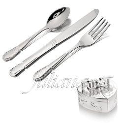 Set mot dintisor tacamuri argintate