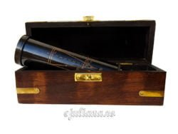 Ochian antichizat in cutie de lemn de lux Emporium by Juliana