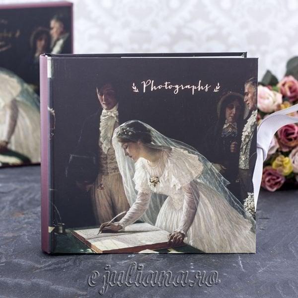 Album foto de cununie Cadou de nunta inspirat