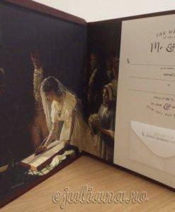 album foto piele album de nunta