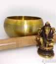 Bol tibetan statueta Ganesh