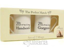 cani cu mesaj de dragoste good morning gorgeous handsome