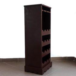 Minibar rastel suport pahare sticle de vin