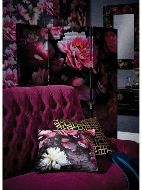 Paravan decorativ de interior, Paravane decorative