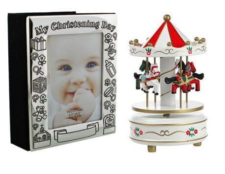 Album foto carusel muzical pentru fetita