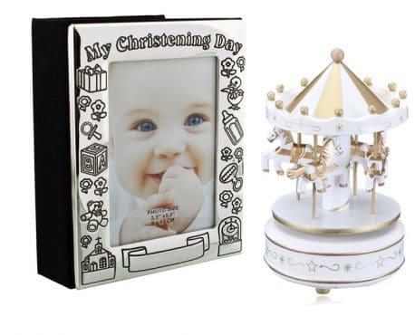 Album foto carusel muzical, cadou pentru fetita