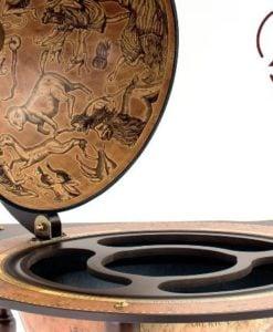Bar glob pamantesc Caravaggio