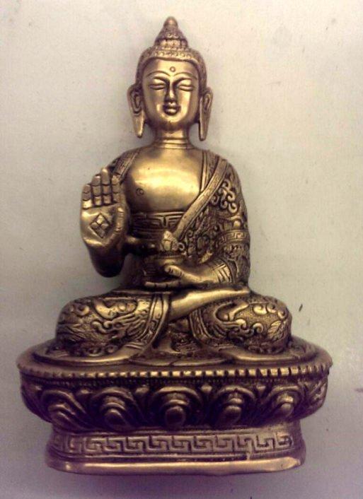 Buddha de bronz 259lei